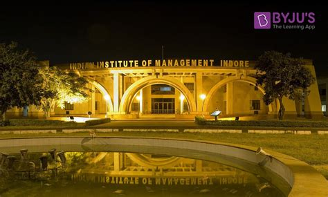 Ca Plus Mba From Iim by Iim Indore About Programs Eligibility With Gmat Score