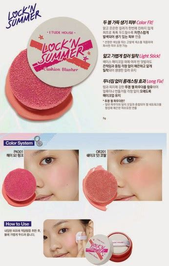 Harga Etude House Lock N Summer Conditioning Fixer chibi s etude house korea etude house new product lock