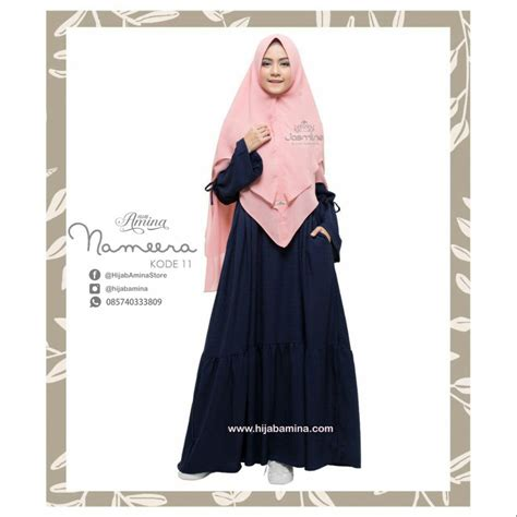 Nameera Dress nameera dress archives hijabamina
