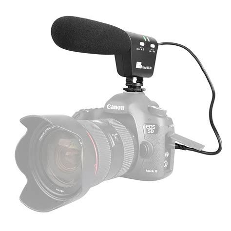 best external microphone for dslr and cameras best microphone for dslr