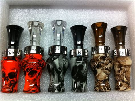 Duck Call L by Duck Call Killerkallz Killer Kallz Skull Camo Duck Call