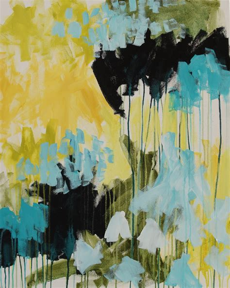 hello painting hello yellow paintings 22 25 megan auman