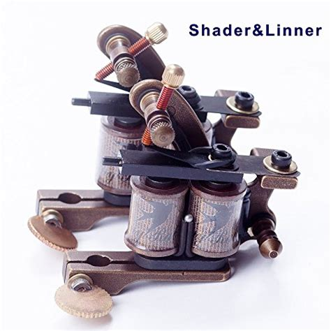 tattoo liner und shader getbetterlife 174 danny robinson s 2 tattoo machine gun as