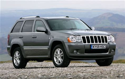 Jeep Grand Recall 2005 Jeep Grand 2005 Car Review Honest