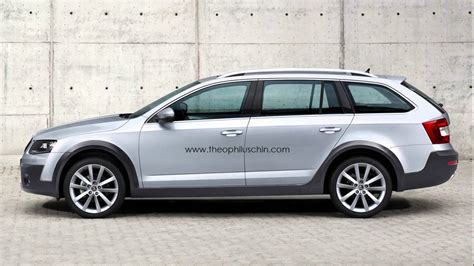 new car skoda octavia scout 2014 wallpapers and images