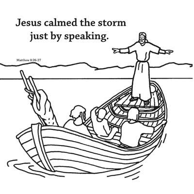 free coloring page jesus calms the storm 78 best images about jesus calms the storm on pinterest