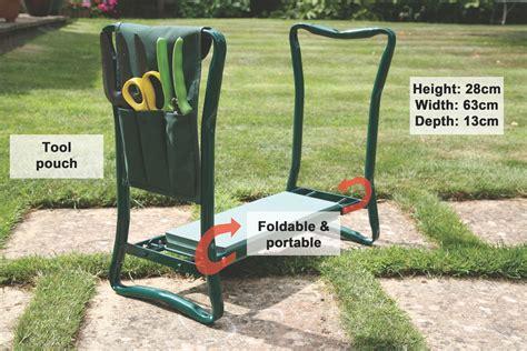 gardman foldaway garden kneeler seat gardman kneeler garden foldaway portable kneeler and seat