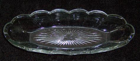 pattern glass triple a resale heisey colonial pattern glass celery dish