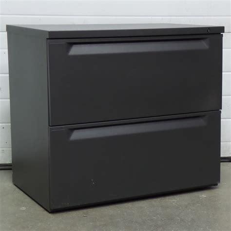 Herman Miller Grey 2 Drawer 30 In Lateral File Cabinet Herman Miller Lateral File Cabinet