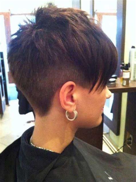 undercut haircut for thick hair 11 undercuts pixie cuts for badass women undercut