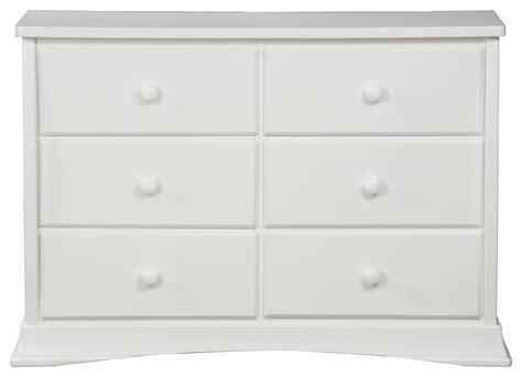 Delta 6 Drawer Dresser White by Delta White 6 Drawer Dresser