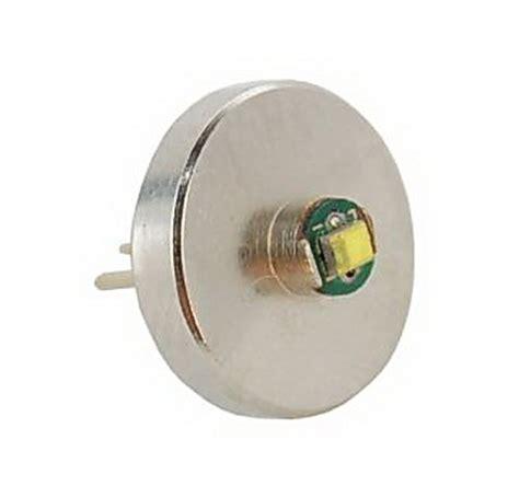Mag Light Led Bulb Hqrp 3w Bi Pin Led Bulb Module For Maglite Krypton And Xenon 2aa Flashlight Ebay