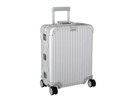 Rimowa Topas Cabin by Rimowa Topas Cabin Multiwheel 174 56 Rhd At Zappos