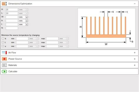 lighting layout calculator download online calculator enables quick and simple led heat sink