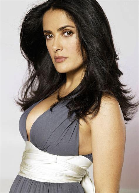 Salma Hayek Hairstyles by Salma Hayek Hairstyles Hair Is Our Crown
