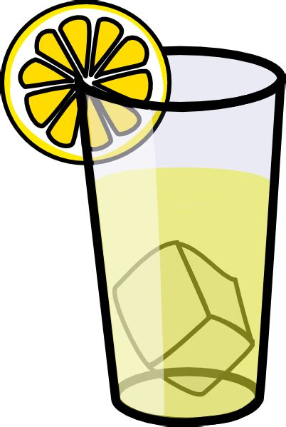 lemonade clipart lemonade clip at clker vector clip