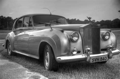 1950s rolls royce silver cloud photograph by samuel nowell