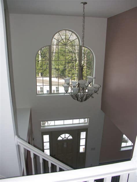 Foyer Möbel modular home photos foyer stair leicester ma