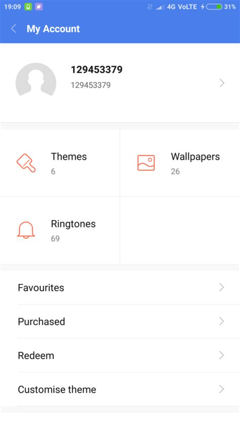 themes xiaomi redmi note 4 xiaomi redmi note 4 how to change themes gadgetdetail