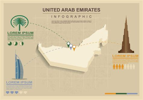 uae maps and directions free uae map illustration free vector