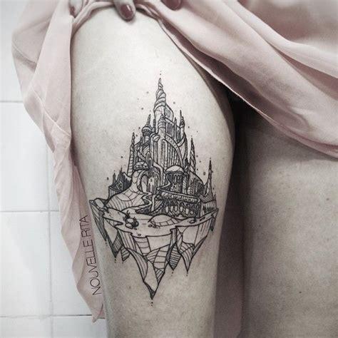 3d tattoo ottawa 25 best ideas about castle tattoo on pinterest castle