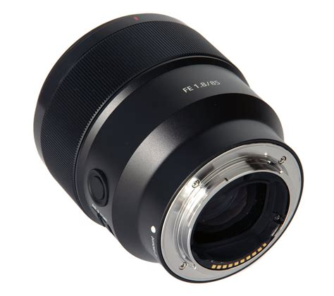 Sony Lens Fe 85mm F 1 8 sony fe 85mm f 1 8 review