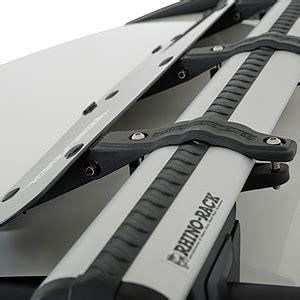 Rhino Roof Rack Wind Deflector by Rhino Rack Rf2 38 Quot Wind Fairings Wind Deflectors For Rhino