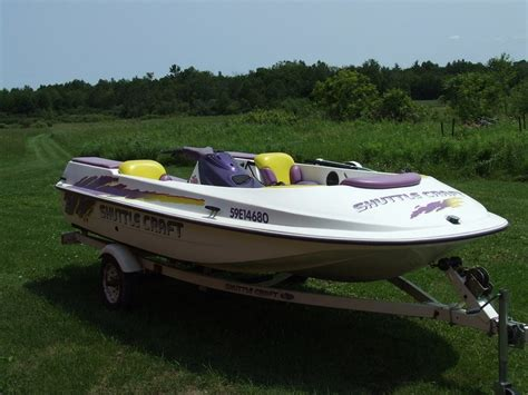 sea doo boat dealers ontario sea doo shuttlecraft 1997 used boat for sale in havelock