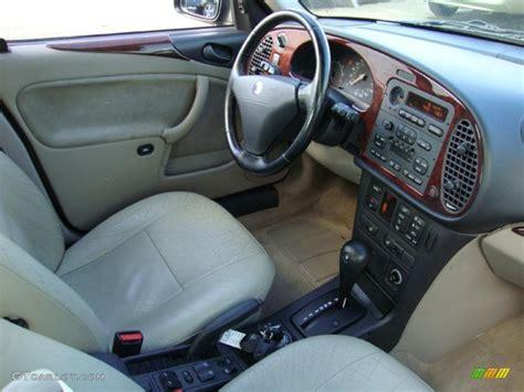 Se Interior by Beige Interior 1997 Saab 900 Se Turbo Sedan Photo