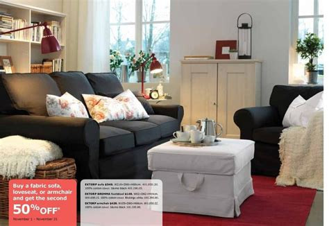 ikea loveseats sale canada 50 off your 2nd fabric sofa purchase at ikea