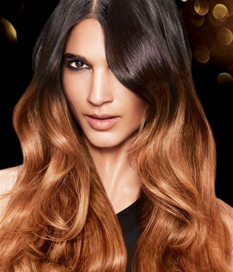 colores d cabello para trigueas www creative es mechas californianas pinterest alicante
