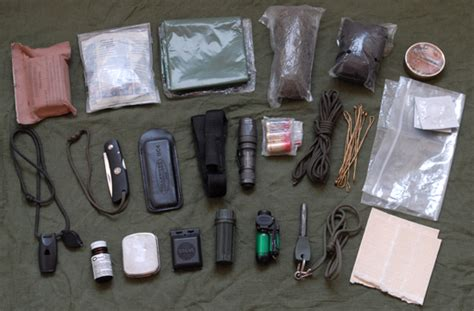 poor s wilderness survival kit assembling your emergency gear for or no money books bushcraft equipment