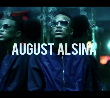 August Alsina Criminal Record August Alsina Feat I This Label Submitted New