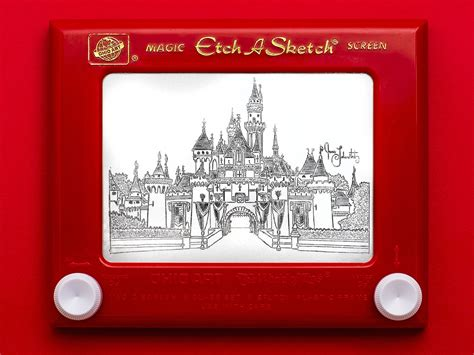 Princess House Lamp by Princess Etch A Sketch Jane Labowitch Draws Upon Her