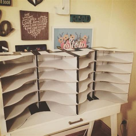 ikea mailbox student mailboxes using ikea flyt magazine holders and it only cost 8 teaching pinterest