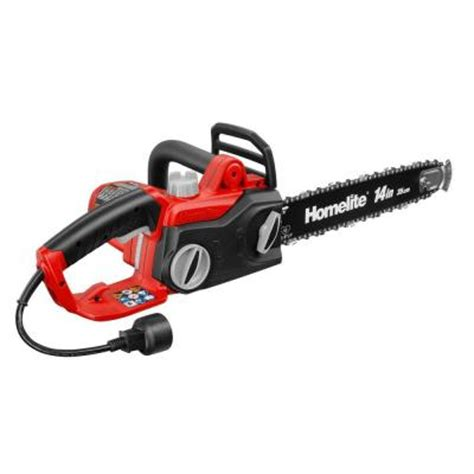 homelite reconditioned 14 in 9 corded electric