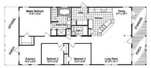 Great Floor Plans For Homes by The Great Escape Kap360r5 Modular Home Plan Manufactured