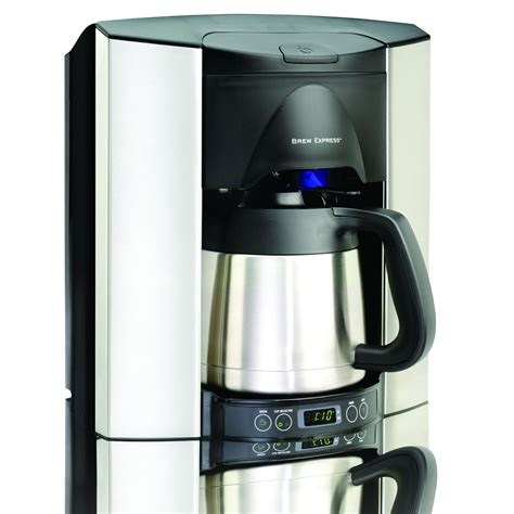 brew express bec 110bs 10 cup countertop coffee system