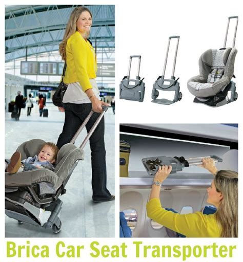 can you take booster seats on airplanes rock your airplane travel with a car seat brica travel