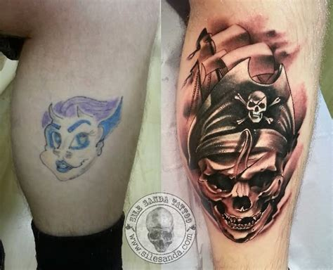 pirate skeleton sitting tattoo design 23 pirate skull designs