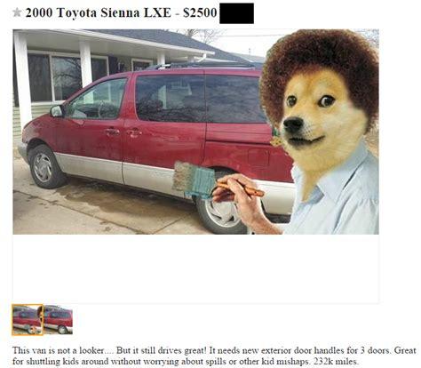 Doge Meme Car - doge meme car 100 images shibe much doge meme sticker