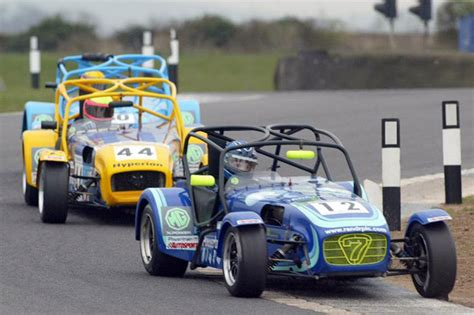 Kaos Racing Academy 2 Seven last chance for caterham academy bookings aol uk cars