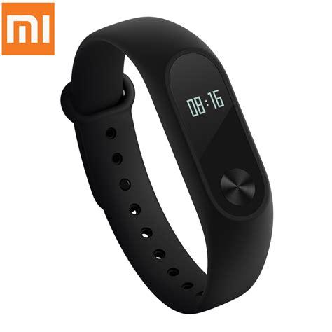 Xiaomi Mi Band 2 xiaomi mi band 2 smart bracelet with oled display touch key black
