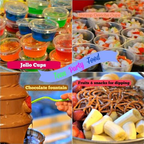 Christmas Kitchen Ideas by Party Food Ideas For Teens