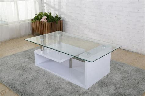 Bernard White bernard white gloss coffee table