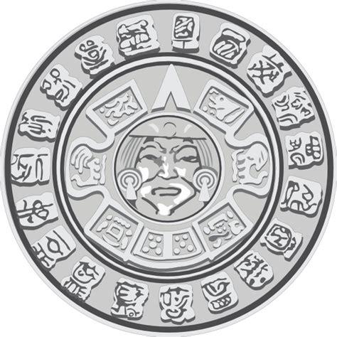 calendario azteca para colorear maya sun clip art at clker com vector clip art online