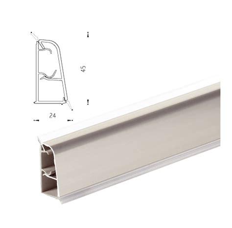 profili per cucine alzatine in alluminio per top da cucina