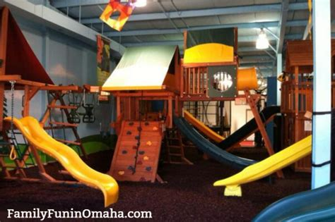 backyard playworld indoor playgrounds and activities in omaha family fun in