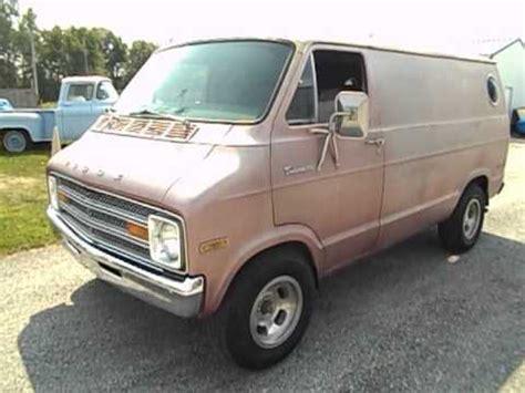 vintage dodge vans for sale 1975 dodge custom boogie shaggi for sale at 500