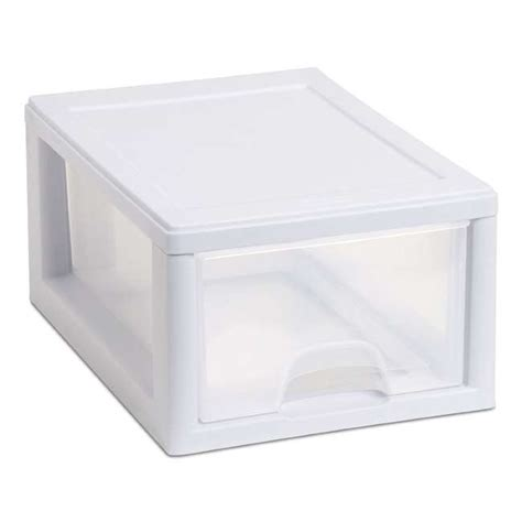 Sterilite Small Drawers by Sterilite Small Stacking Storage Drawer 20518006